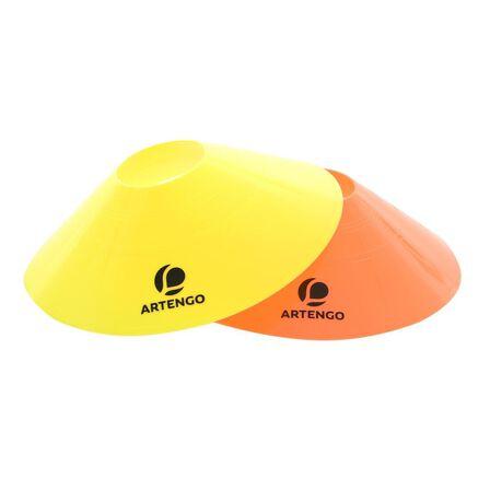 ARTENGO - Marking Cups for Tennis Court 12-Pack, Unique Size