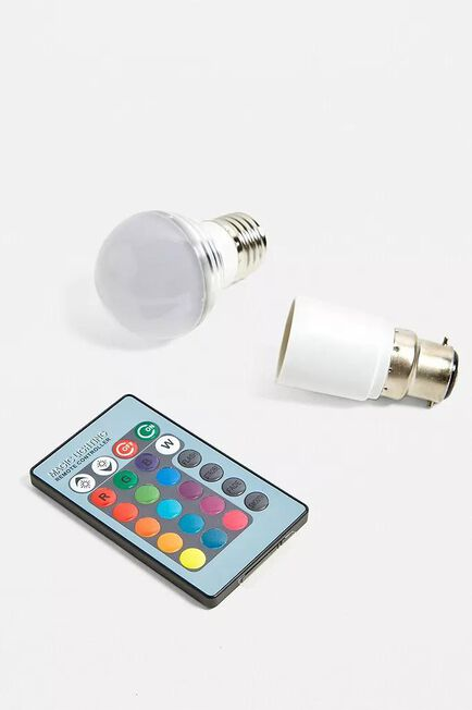 Urban Outfitters - ASSORT Remote Control Lightbulb