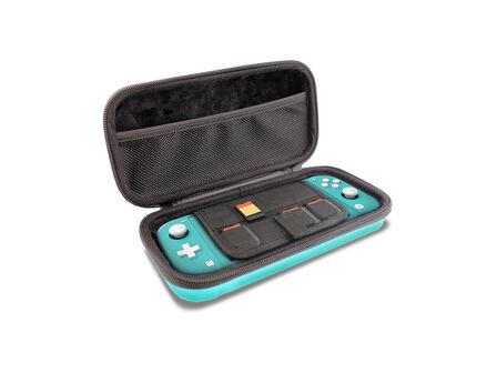 NYKO - Nyko Elite Shell Case Turquoise for Nintendo Switch Lite