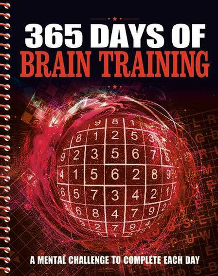 IGLOO BOOKS LTD - 365 Days Of Brain Training