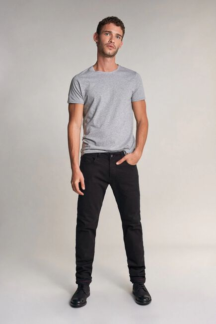 Salsa Jeans - Black Lima tapered jeans in black