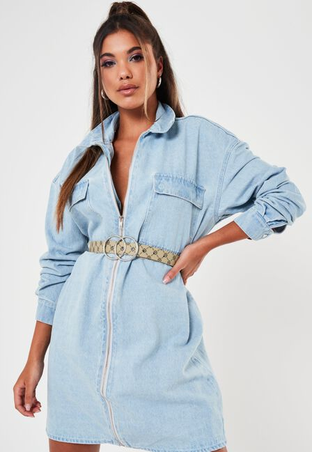 Missguided - PRINTED DETAIL DOUBLE