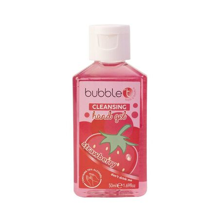 BUBBLE T - Fruitea Strawberry Hand Sanitiser 50 ml