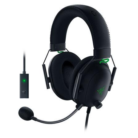 RAZER - Razer BlackShark V2 - Wired Gaming Headset