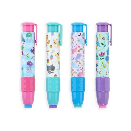 OOLY - OOLY Click It Erasers Mermaid Magic [Assortment - Includes 1]
