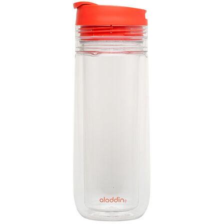 ALADDIN - Aladdin Insulated On-The-Go Tea Infuser 0.35L Tomato