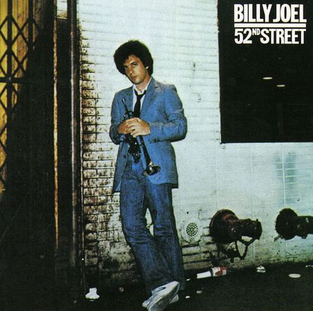 COLUMBIA - 52nd Street | Billy Joel