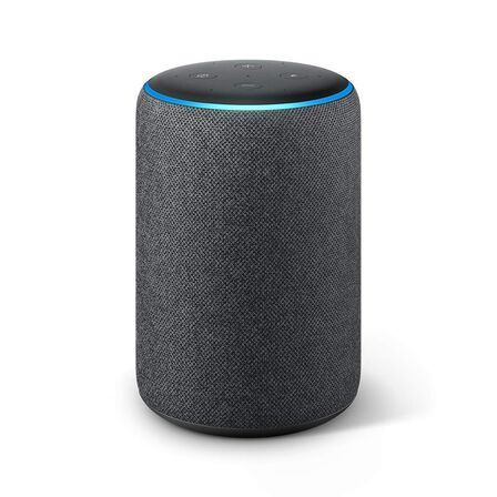 AMAZON - Amazon Echo Plus Charcoal Fabric [2nd Gen]