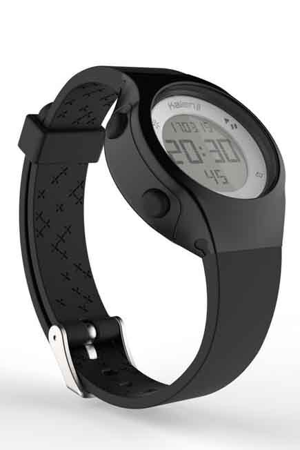 KALENJI - W500 S Women's running watch BLACK, Unique Size