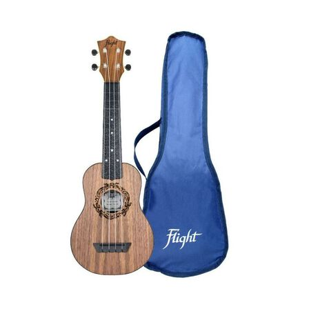 FLIGHT - Flight Travel Soprano Ukulele TUS50