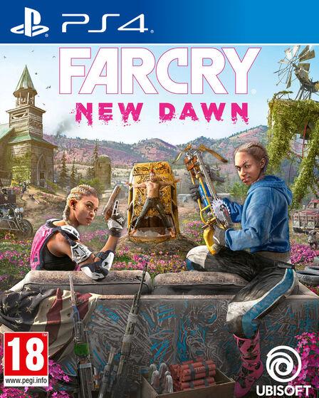 UBISOFT - Far Cry New Dawn - PS4