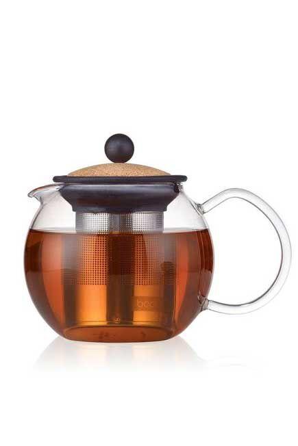 BODUM - Bodum Assam Tea Press Stainless Steel Filter 0.5L