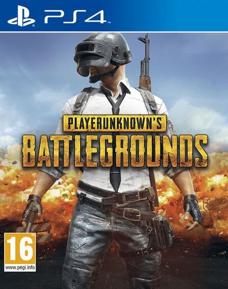 SONY COMPUTER ENTERTAINMENT EUROPE - PLAYERUNKNOWN's BATTLEGROUNDS - PS4