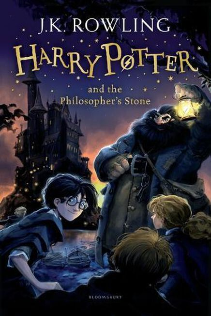 BLOOMSBURY PUBLISHING UK - Harry Potter And The Philosopher's Stone