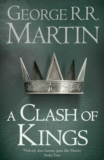 HARPER COLLINS UK - A Clash of Kings (Reissue) (A Song of Ice and Fire, Book 2)