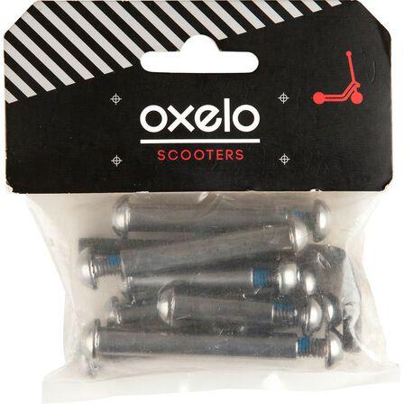 OXELO - Scooter Screw Kit, BLACK
