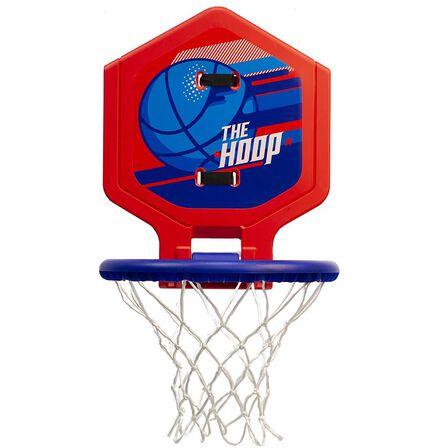 TARMAK - Kids'/Adult Basketball Hoop - Transportable - Red/Blue