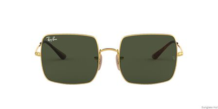 RAY-BAN - Gold Square Ray-Ban RB1971 SQUARE 1971 CLASSIC
