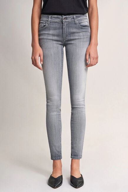 Salsa Jeans - Grey Push Up Wonder skinny jeans