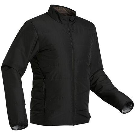 FORCLAZ - Small  Arpenaz 20 Men's Hiking Down Jacket, Black