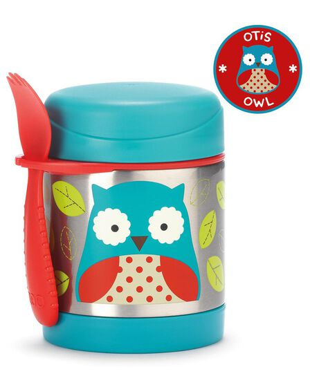 SKIP HOP - Skip Hop Zoo Food Jar Owl Kids