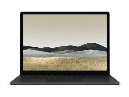 MICROSOFT - Microsoft Surface Laptop 3 Black AMD Ryzen 5 3580U/16 GB DDR4/256 GB SSD/15 Pixel Sense/Windows 10 Home