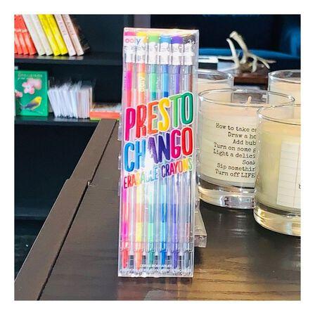 INTERNATIONAL ARRIVALS - Presto Chango Crayon Pen