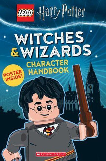 SCHOLASTIC USA - Wizards Character Handbook