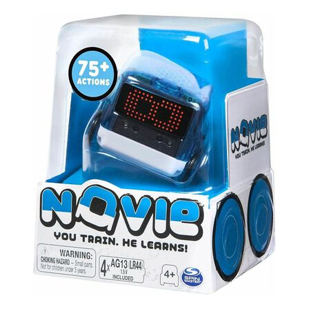 BOXER - Novie Boomer Robot [Assortment - Includes 1]
