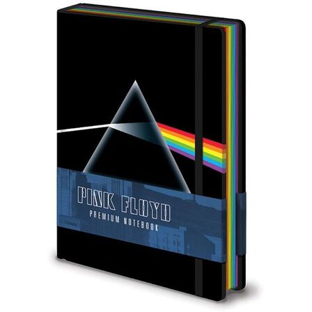 PYRAMID POSTERS - Pink Floyd The Dark Side Of The Moon Notebook