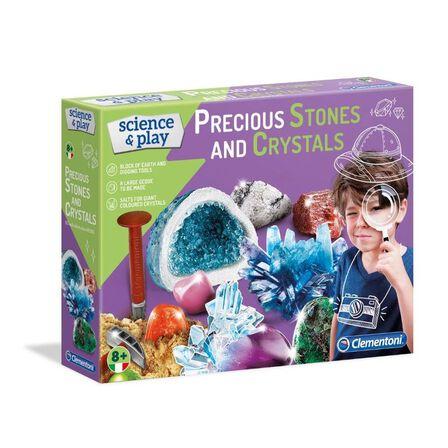CLEMENTONI - Clementoni Precious Stones and Crystals