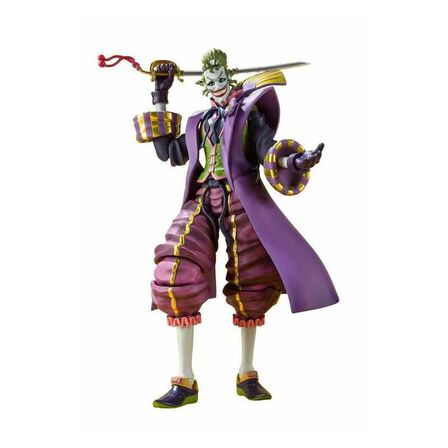 BANDAI TAMASHII NATION - Bandai S.H.Figuarts the Joker Demon King of the Sixth Heaven 1/12 Scale