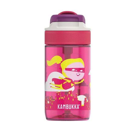 KAMBUKKA - Kambukka Lagoon Water Bottle with Spout Lid 400 ml Magic Princess