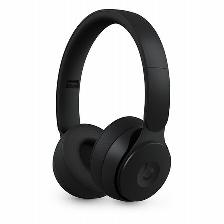 BEATS BY DR. DRE - Beats Solo Pro Black Wireless Noise-Cancelling On-Ear Headphones