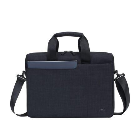 RIVACASE - Rivacase Biscayne 8325 Black Laptop Bag 13.3-Inch