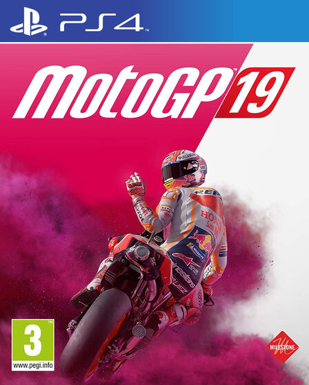 MILESTONE - Motogp 19 [Pre-owned]