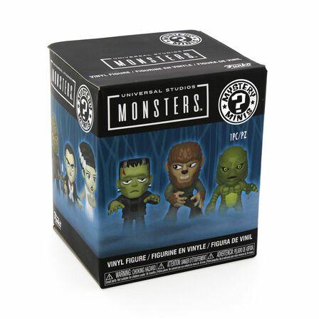 FUNKO TOYS - Funko Mystery Mini Universal Monsters S2 12PC Mystery Pack Vinyl Figurine
