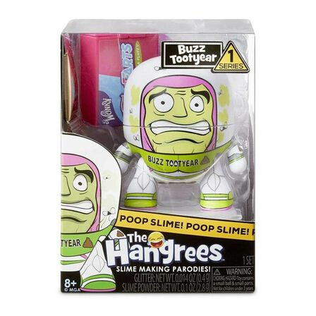 THE HANGREES - The Hangrees Buzz Tootyear Series 1