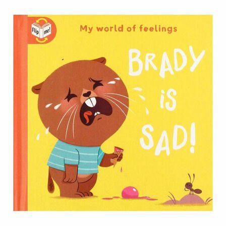 BOUNCE UK - Brady Is Sad