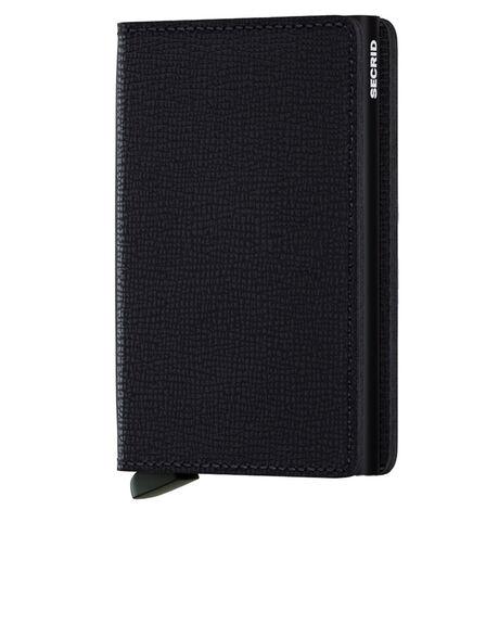 SECRID - Secrid Slim Wallet Crisple Black