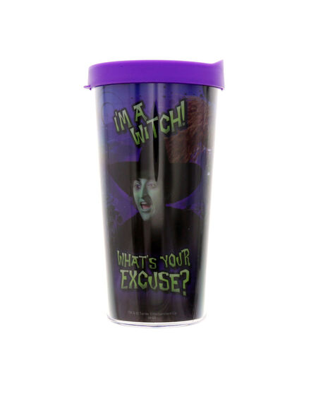 SPOONTIQUES - I'M A Witch Whats Your Excuse Acrylic Insulated Tumbler