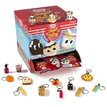 KIDROBOT - Kidrobot Yummy World Sweet and Savory Keychain Blind Box [Includes 1]
