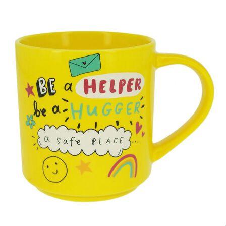 BLUEPRINT COLLECTIONS - Happy News Mug