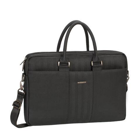 RIVACASE - Rivacase Narita 8135 Black Laptop Business Attache 15.6 Inch