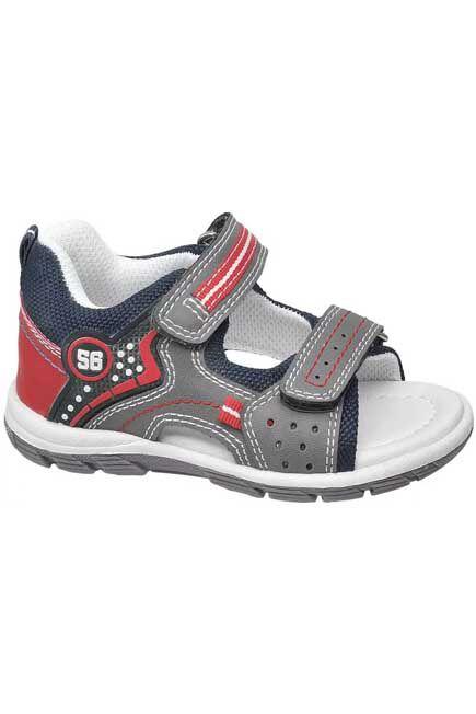 Bobbi-Shoes - Multicolour Sandals, Kids Boy