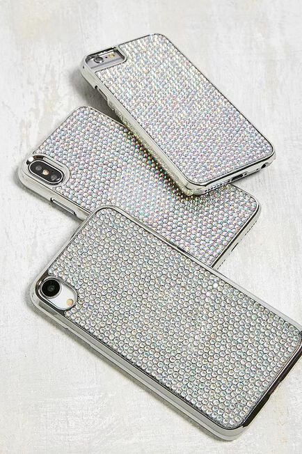 Urban Outfitters - Assorted Skinnydip UO Exclusive Diamante IPhone Xs Case