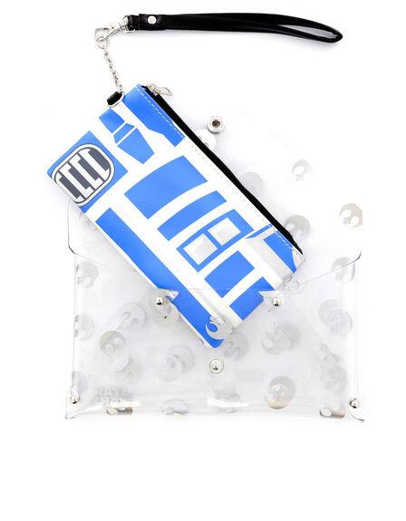DIFUZED - Star Wars Transparent Envelope Wallet