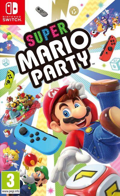 NINTENDO - Super Mario Party - Nintendo Switch