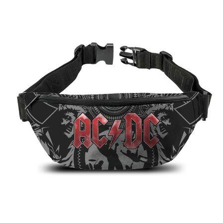 ROCKSAX - AC/DC Black Ice Bumbag