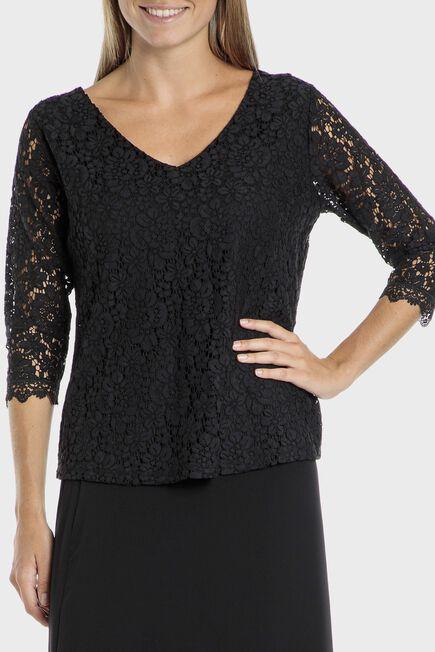 Punt Roma - Crochet t-shirt